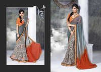 designer wedding sarees
