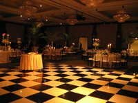 Chess Board Dance Floor