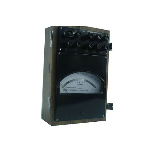 Portable Type Watt Meter