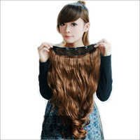 Clip On Hair Extension.