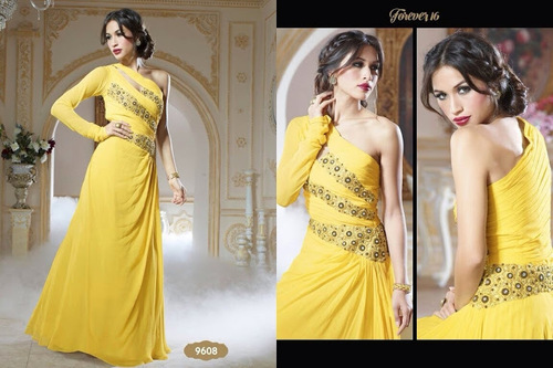 Stylish Designer Gown