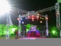 DJ Lighting Truss
