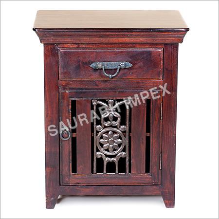 Jali Range Wooden Furniture-Corner