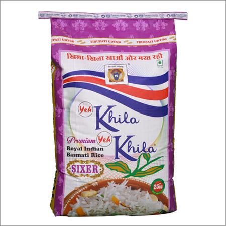 White Indian Basmati Rice