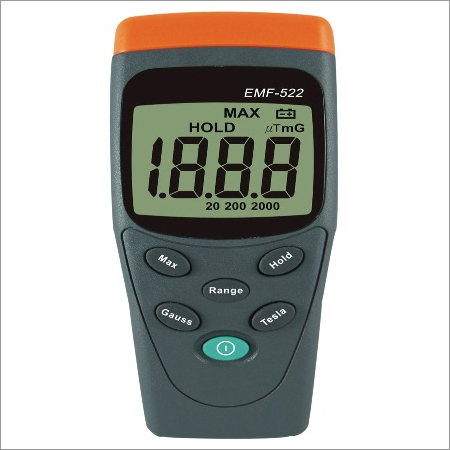 Electro-Magnetic Field Tester