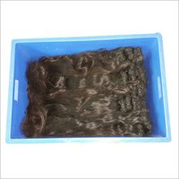 Natural Brown Human Hair