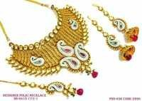 Designer Polki Necklace