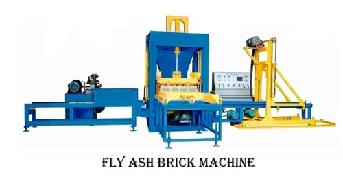 FLYASH BREAK MACHINE