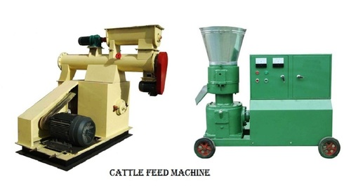 CATTEL FEED  MAKING MACHINE