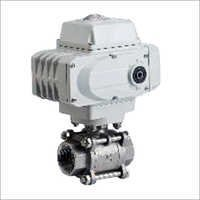 Electric Thread Ball Valve in Wenzhou