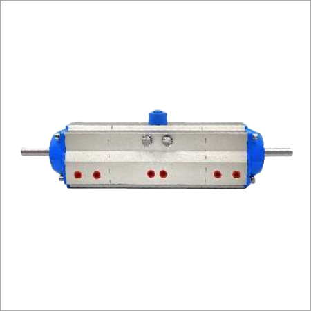 Three Position Pneumatic Actuator