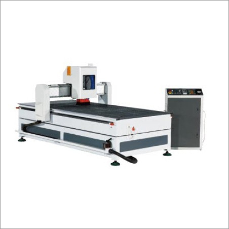 Auto Loading & Unloading CNC Router Engraving Machine