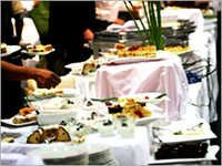 Business Party Catering Services