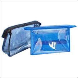 Plastic Zipper Pouch