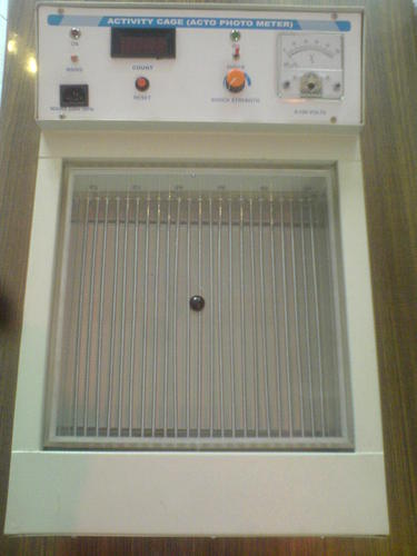 ACTOPHOTOMETER( Active cage)