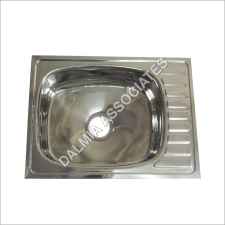 Stainless Steel Sink With Drain Board