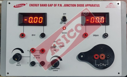 Energy Band Gap of PN Junction Diode (AE218)