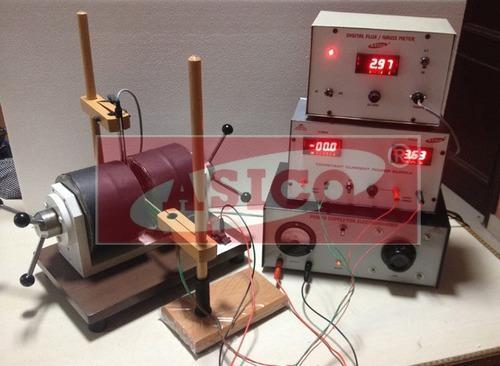 Hall Effect Experiment Apparatus