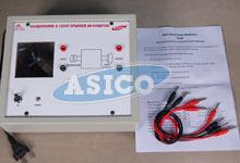 Microphone & Loud Speaker Trainer Characteristics
