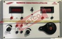 Thermistor Characteristics Apparatus