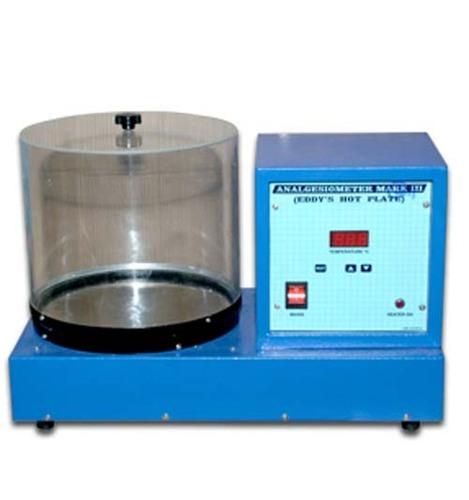ANALGESIOMETER  (Addy's hot plate)