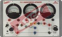 FET Characteristics Apparatus