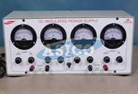 Dual Channel Variable DC Regulated Power Supplies