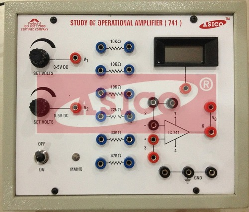 Operational Amplifiers Trainers