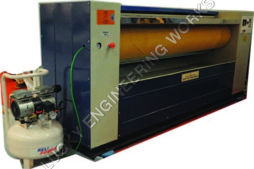 Gas Heated Flat Work Ironer