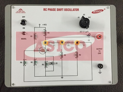 Oscillators Experiments