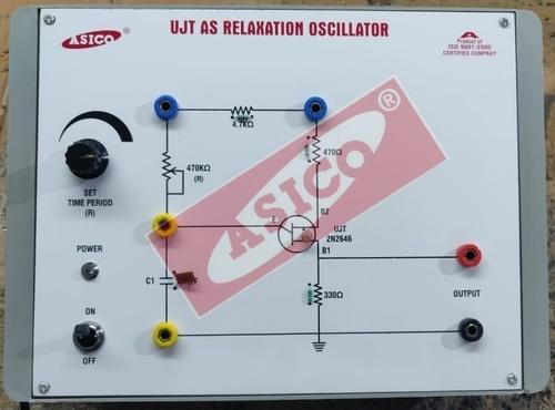 Relaxation Oscillator using UJT