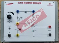 Relaxation Oscillator using UJT