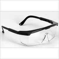 Safety goggle clear