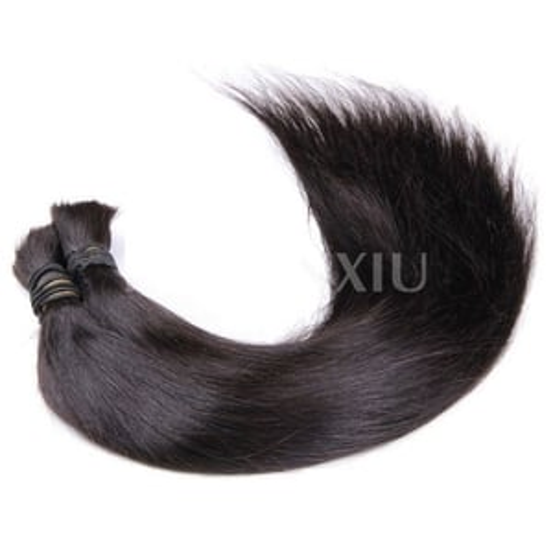 Virgin Indian Bulk Hair For Braiding