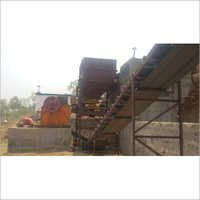 Primary Jaw Crusher Station
