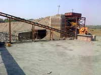 Jaw Crusher Primary Station