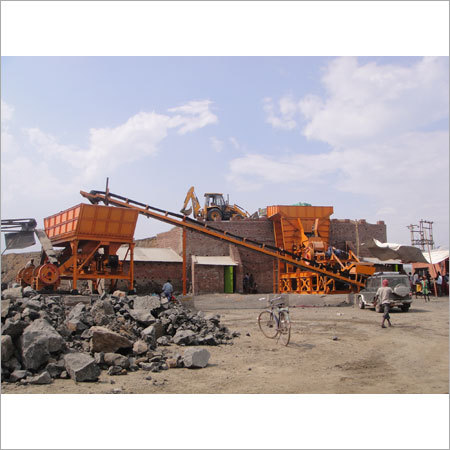Vibrating Screen Unit