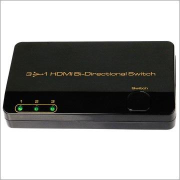 HDMI 3 Port Bi-direction Switch