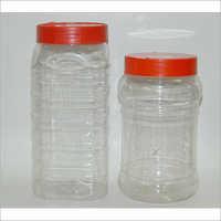 Round Pet Jar