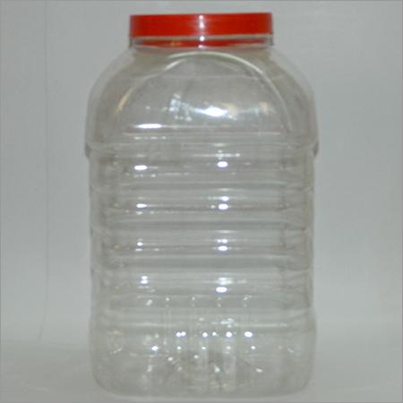 Plastic Jars Container