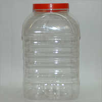 Plastic Jars Container