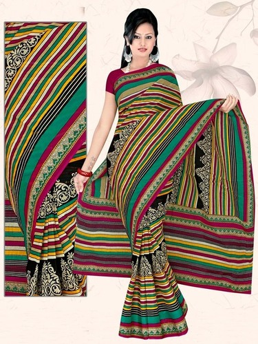 Maulika Cotton Saree