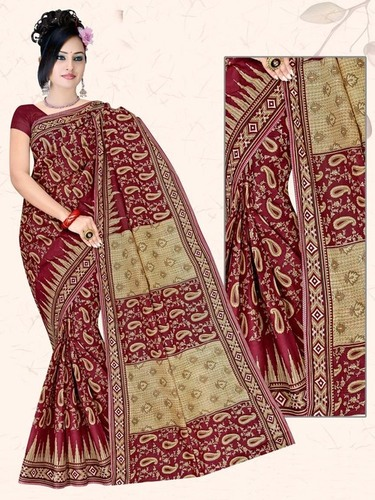 Casual Cotton Saree