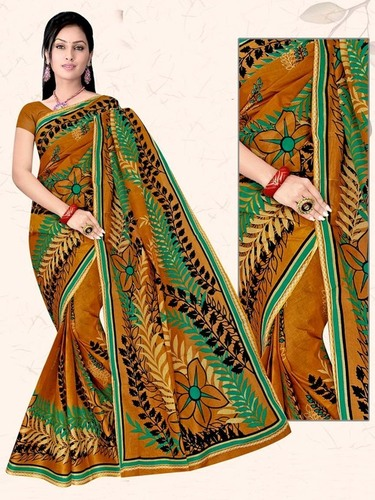 Cotton Saree Jetpur
