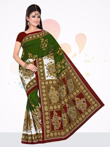 Manyta Cotton Desinger Saree
