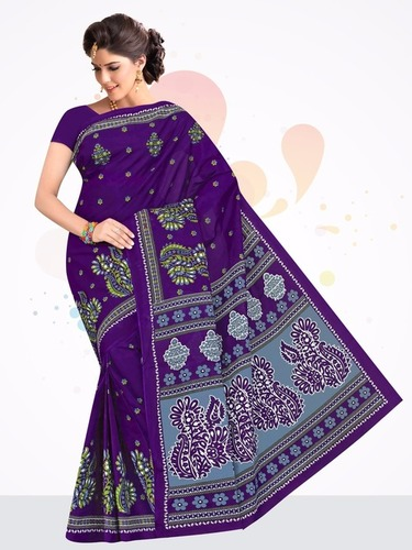 Cotton Desinger Saree