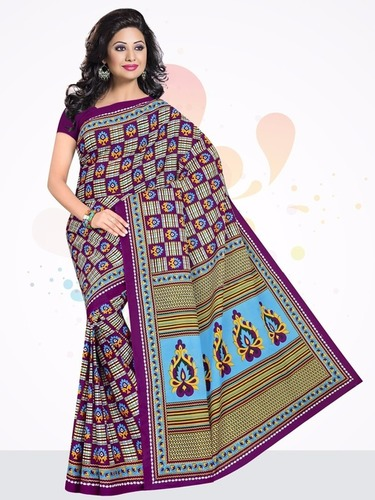 Cotton Stylish Saree