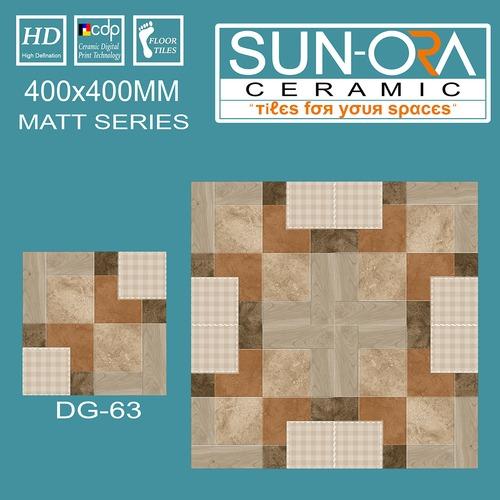 Matt Series Floor Tiles