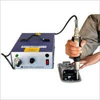 Ultrasonic Hand Gun Welding