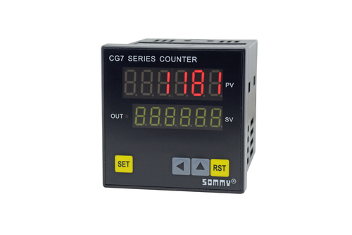 CG Series 6-Digit Economical Counter